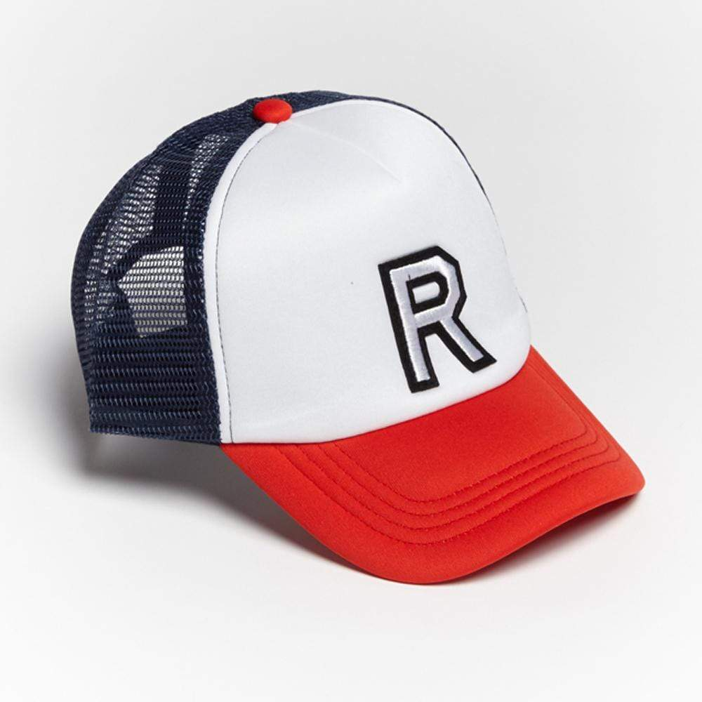 Accessories Boys R Patch Trucker Hat