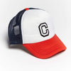 Boys C Patch Trucker Hat