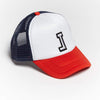 Boys J Patch Trucker Hat