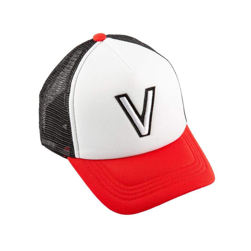 Boys V Patch Trucker Hat