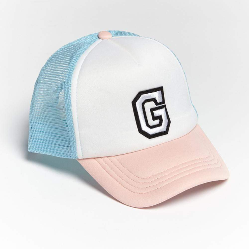 Girls G Patch Trucker Hat