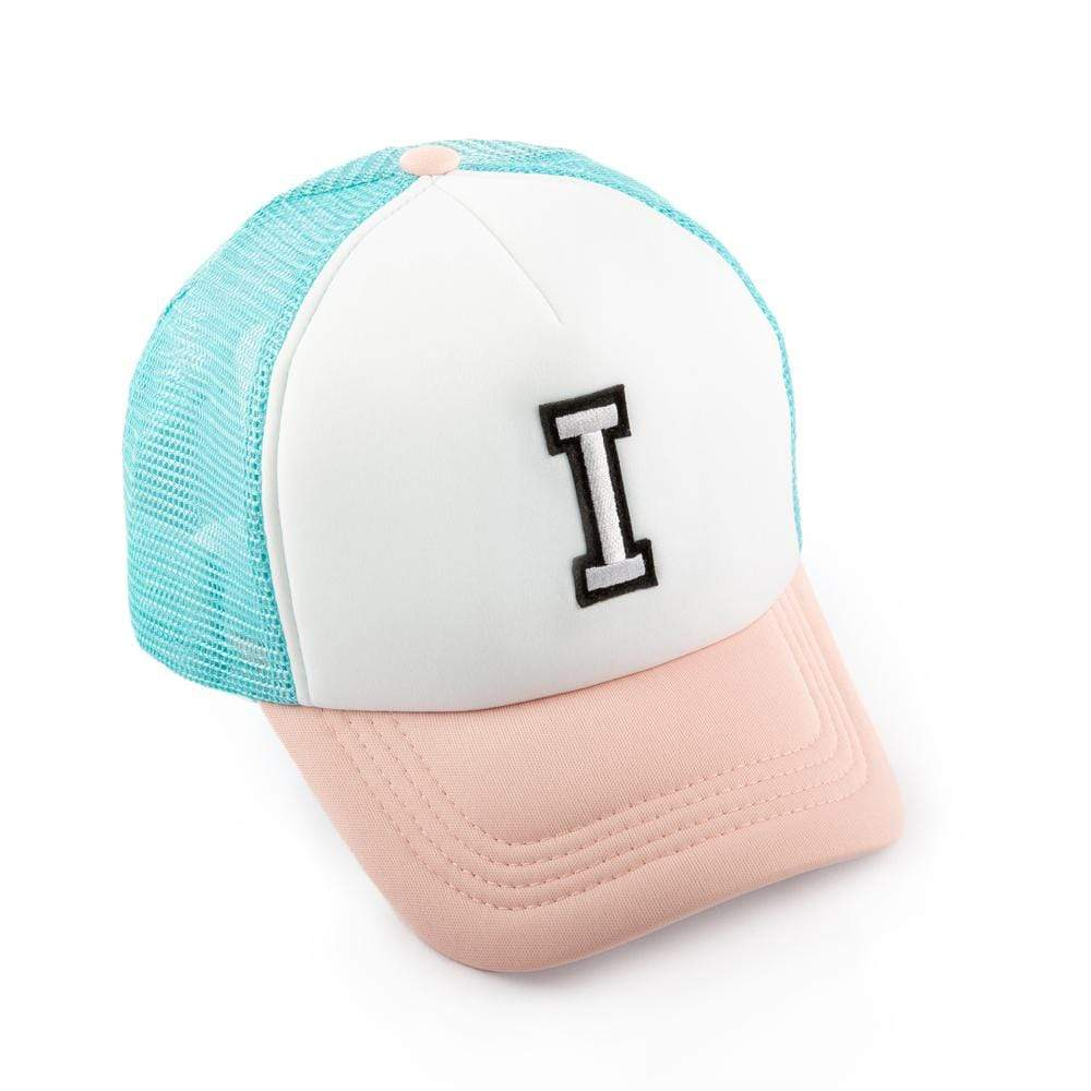 Girls I Patch Trucker Hat