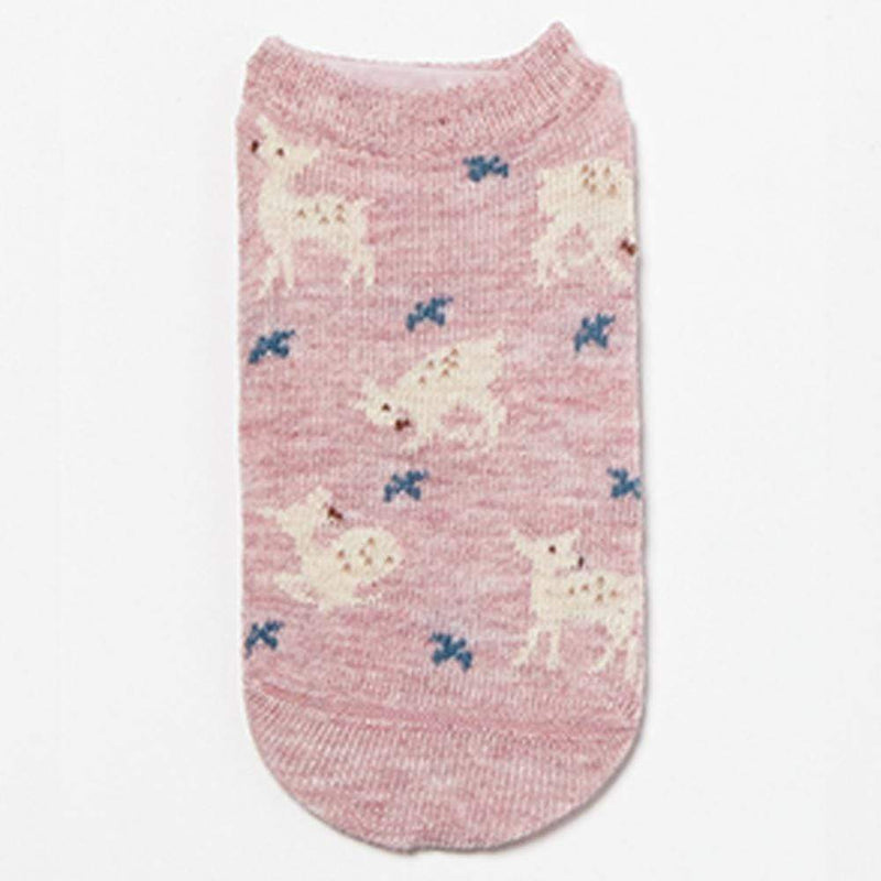 Accessories MISC / Small Cute Pink Fawn Socks