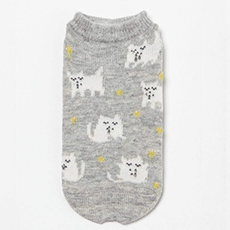 Accessories MISC / Small Grey Kitty Socks