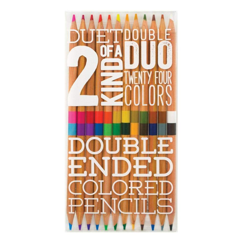 Accessories MULTI / OS 2 of a Kind Colored Pencils