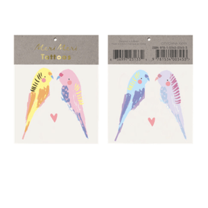 Accessories MULTI / OS Budgie Tattoos