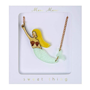 Accessories MULTI / OS Mermaid Necklace