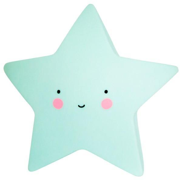 Accessories MULTI / OS Mini Star Light - Mint
