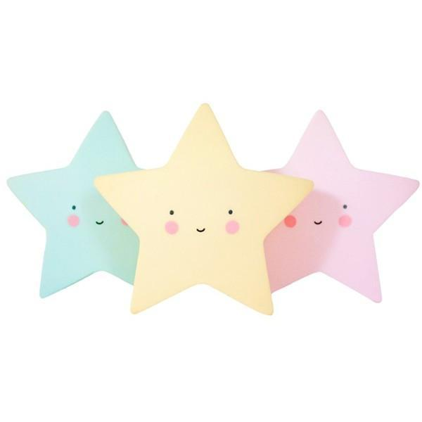 Accessories MULTI / OS Mini Star Light - Pink