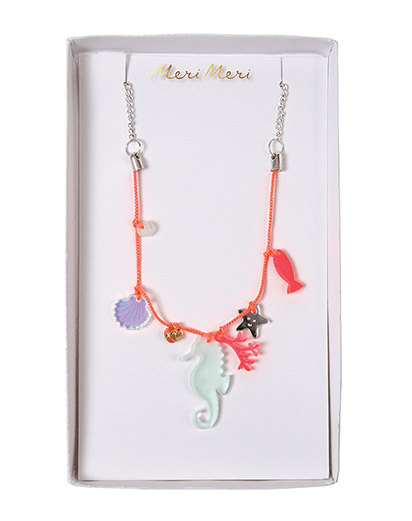 Sea Creatures Necklace