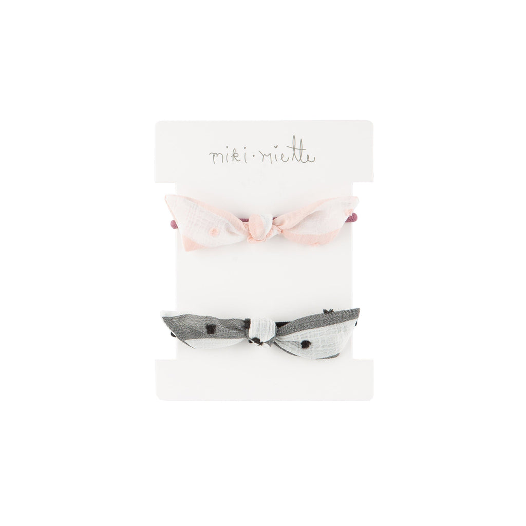 Accessories ST LUCIA / OS 2 Pc Hair Tie Set St Lucia