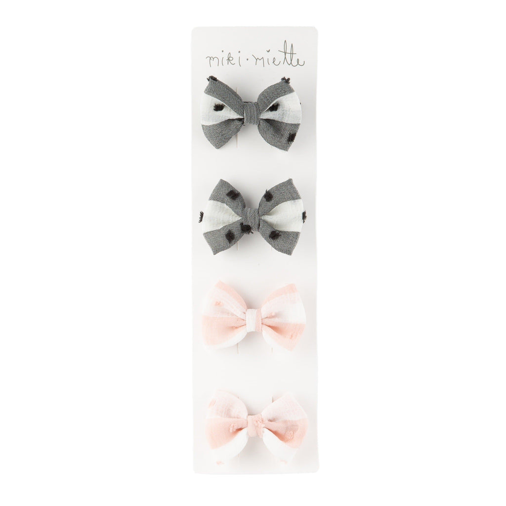 Accessories ST LUCIA / OS 4 Pc Bow Set St Lucia