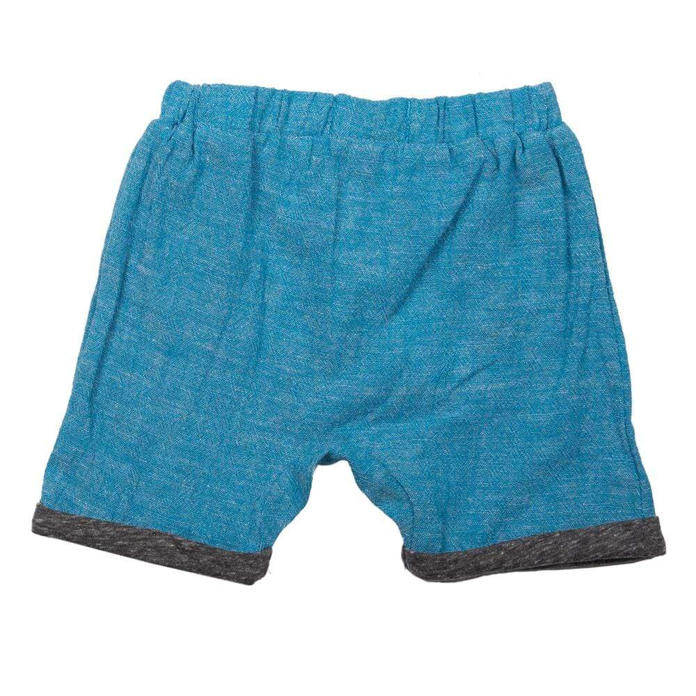 City Short Azure