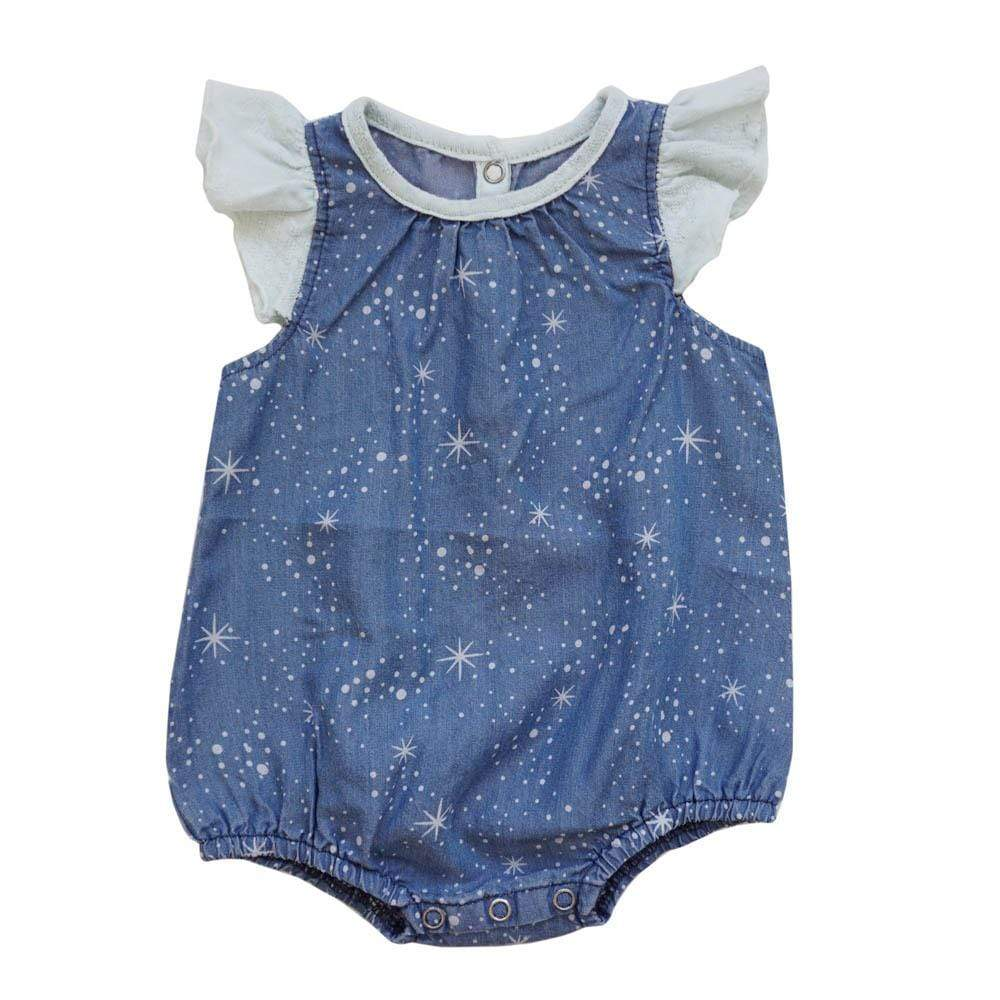 Layette coos / NB Isidora Romper Coos