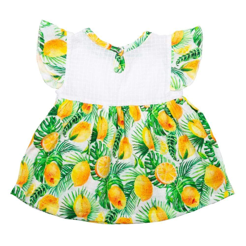 Flutter Dress Tropic