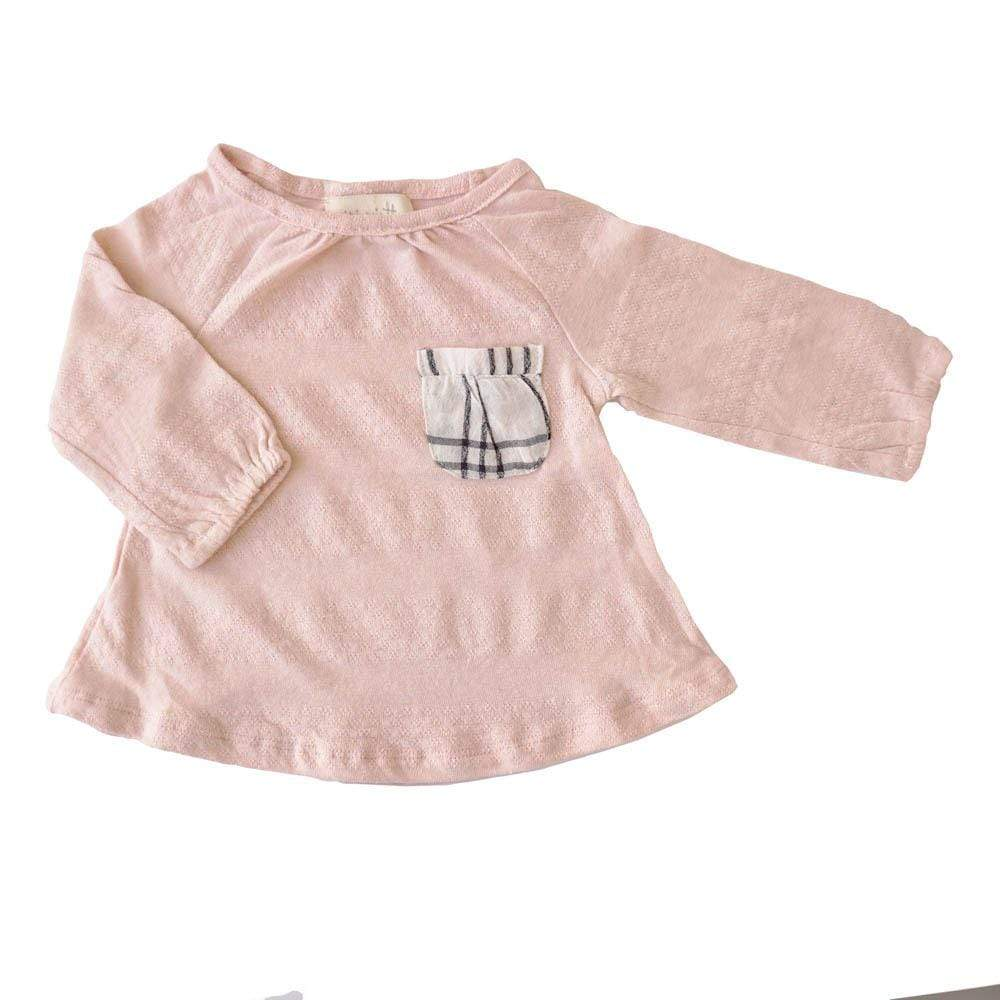 Layette giggles / NB Long Sleeve Top Giggles