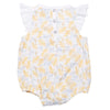 Isidora Bubble Romper Coral Reef