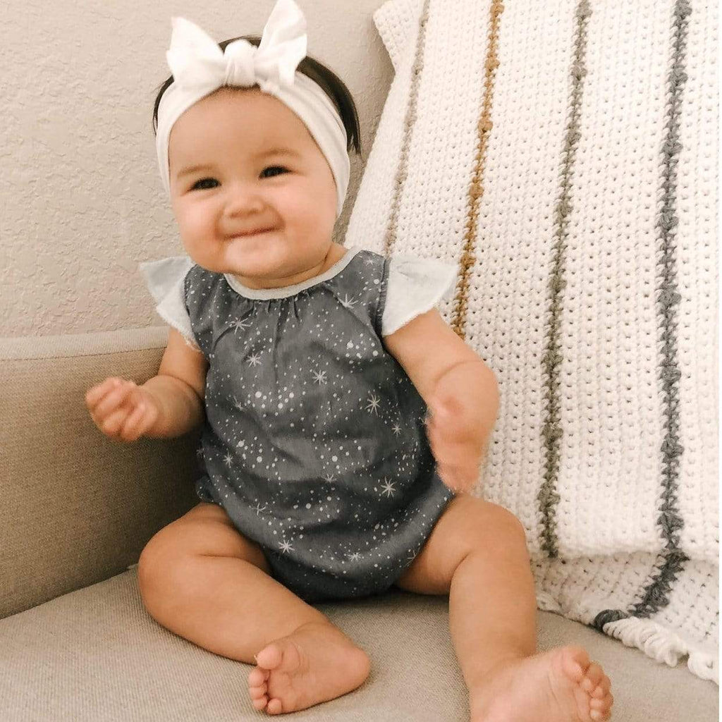 Layette Isidora Romper Coos