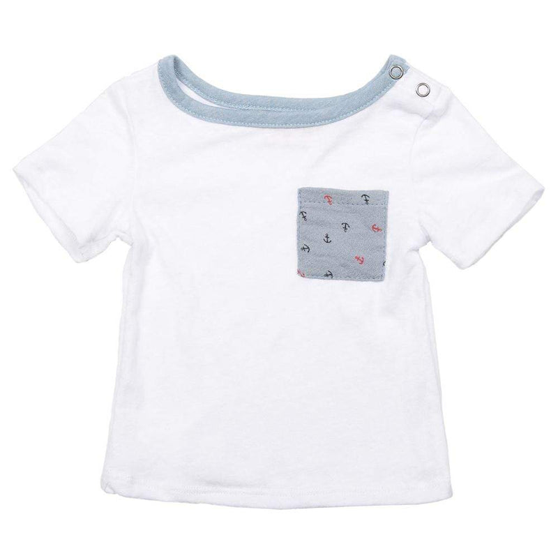Pocket Tee Anchor