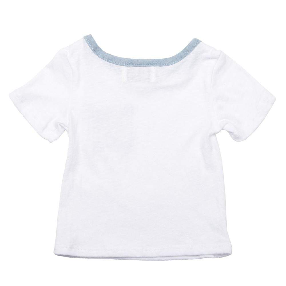 Layette Pocket Tee Anchor
