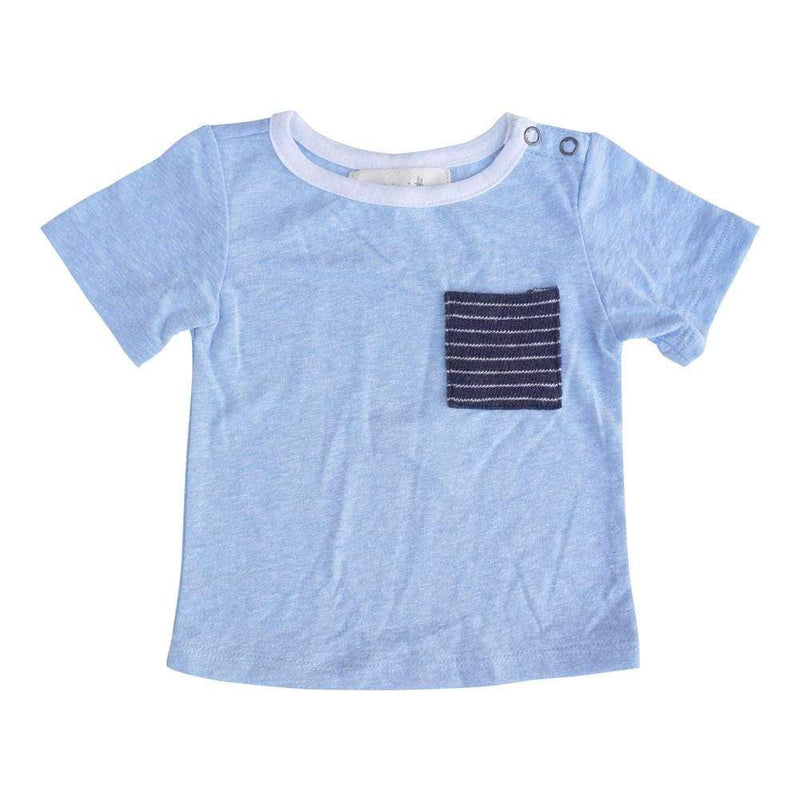 Layette Pocket Tee Moby Dick