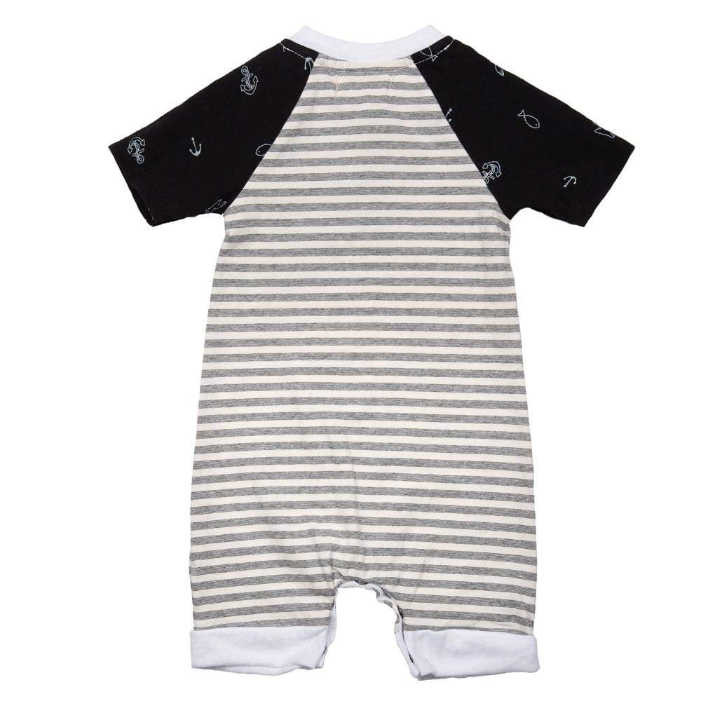 Short Romper Sailor