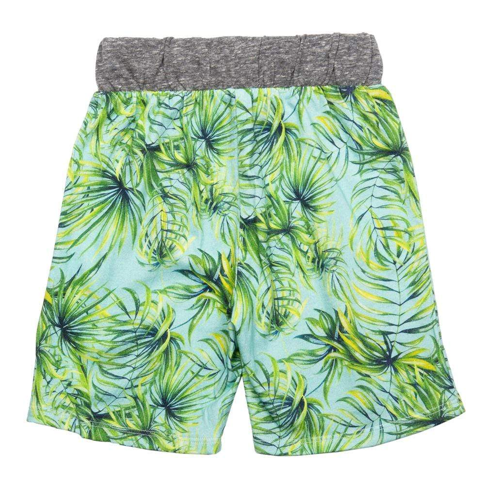Nathan Short Aqua Palm