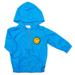Sora Rain Jacket Dark Blue