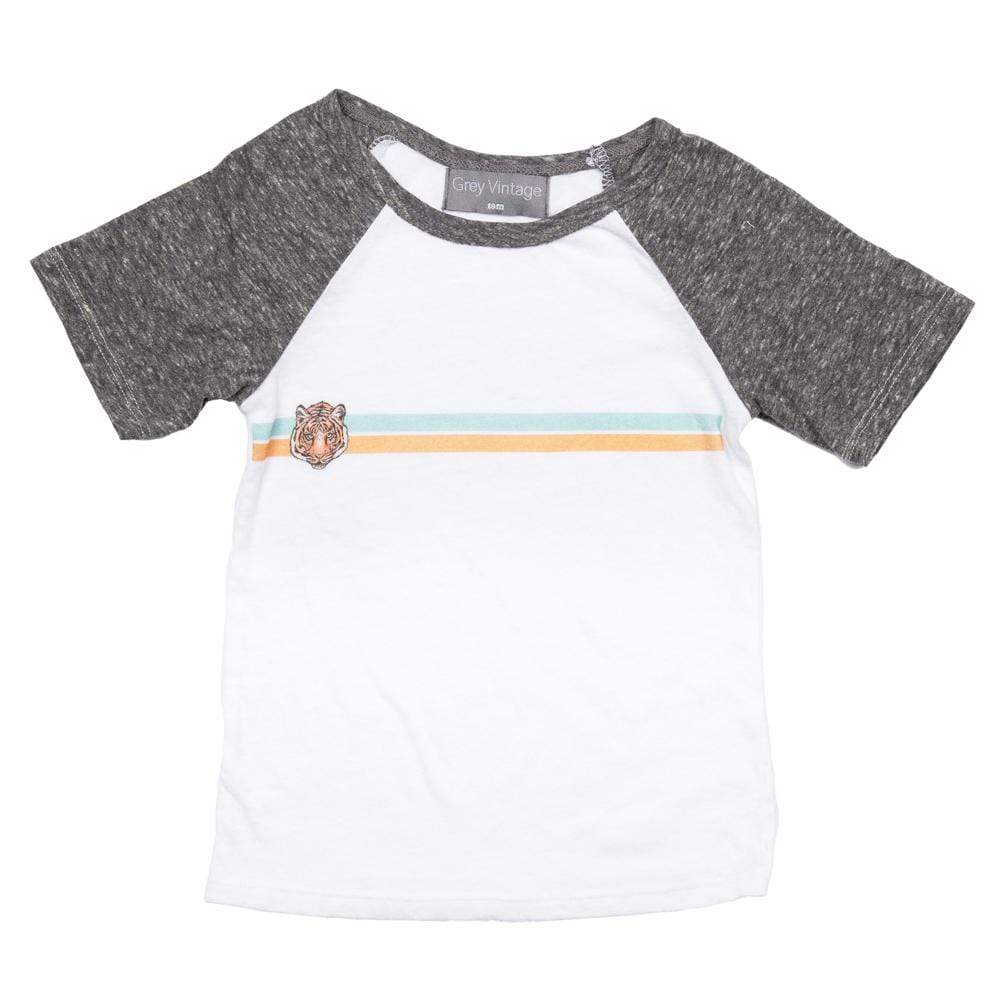 Little Boys Sydney Tshirt Tiger