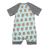 Teddy Romper Tiger