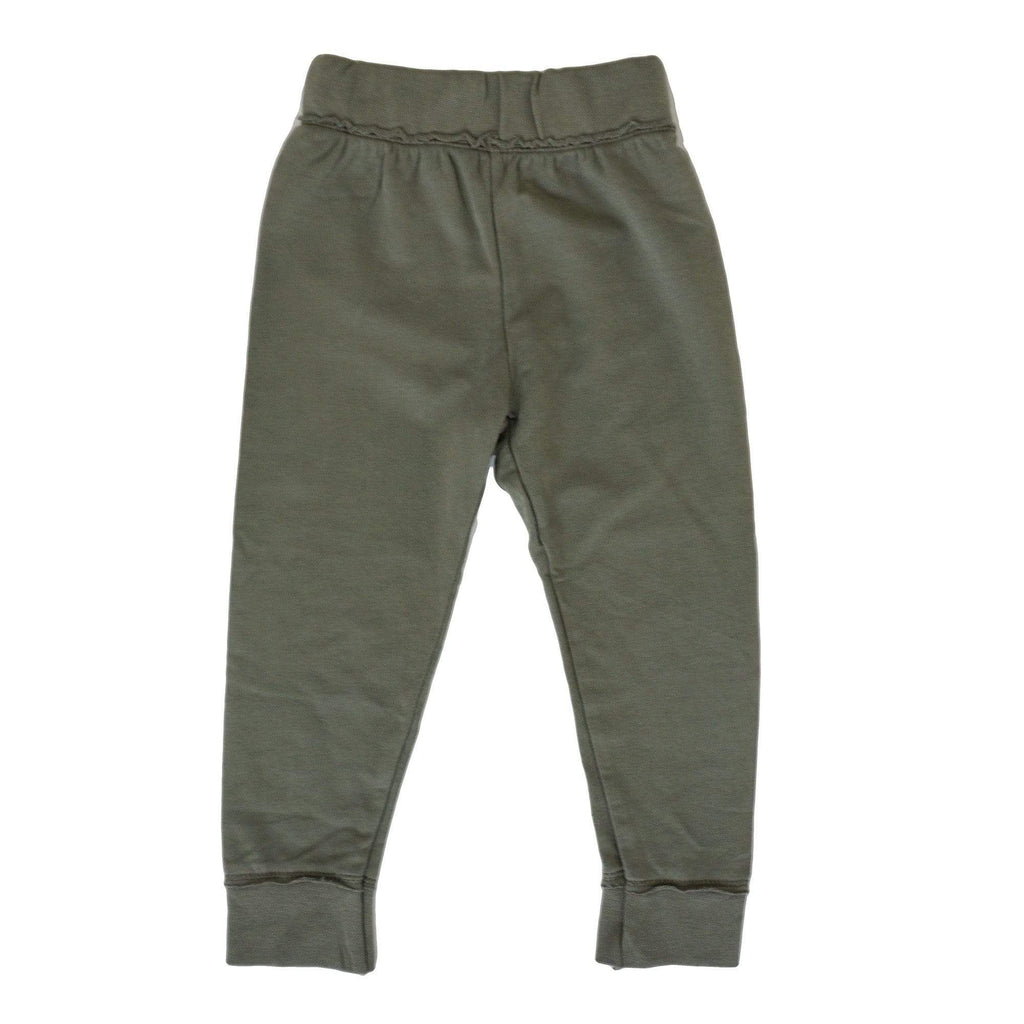 little dudes army green / 3m Carter Boys Jogger Army Green
