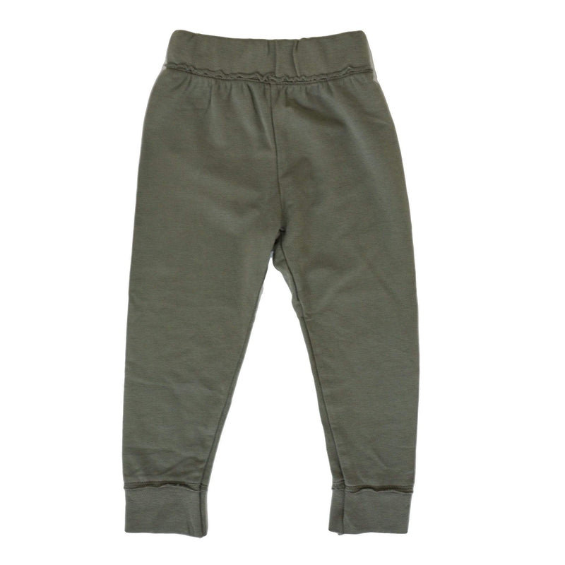 Carter Boys Jogger Army Green