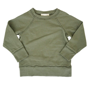 little dudes army green / 3m Iggy Boys Pullover Army Green