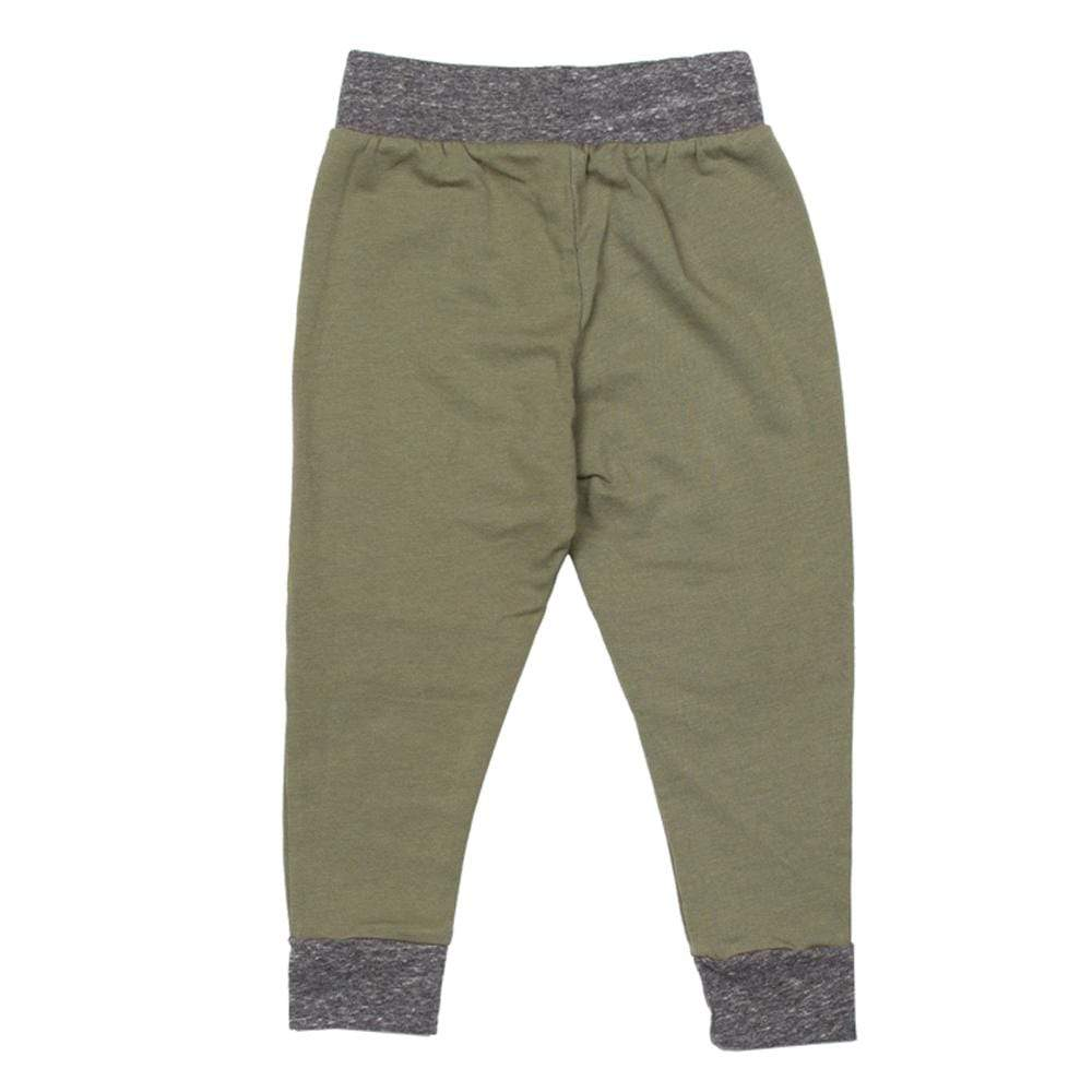 Little Dudes Barkley Jogger Scout
