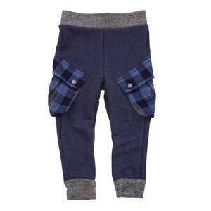Little Dudes big bear / 3m Vedder Cargo Pant Big Bear
