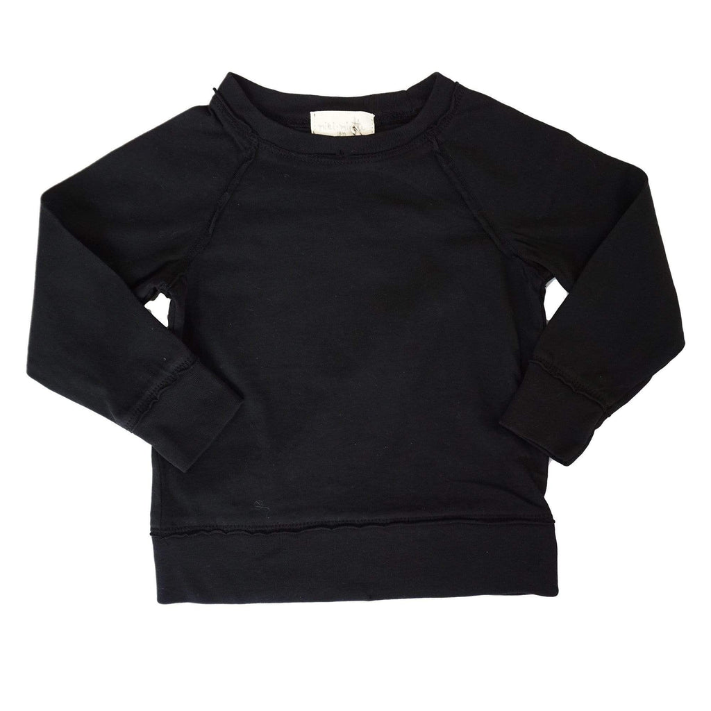 little dudes BLACK / 3m Iggy Boys Pullover Black