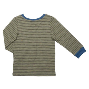 Little Dudes Bradley Long Sleeve Rumble