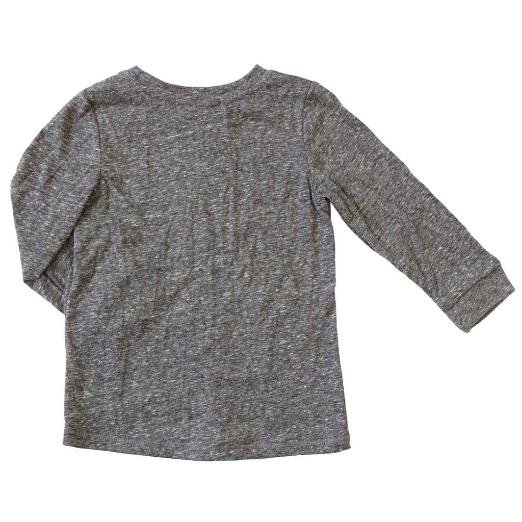 Bradley Tshirt Heather Grey