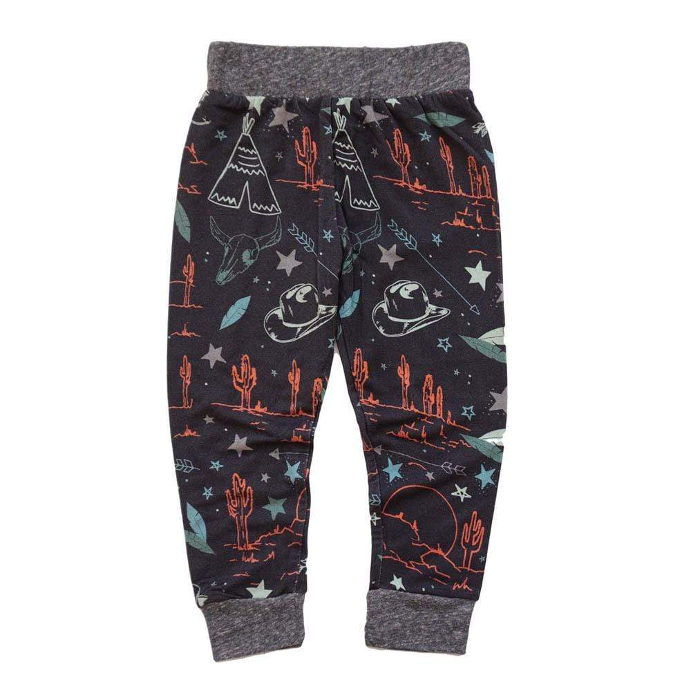 little dudes Carter Boys Jogger Wild West