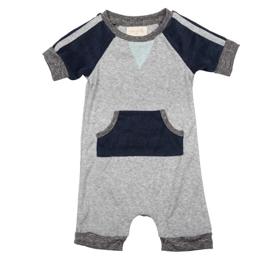 Little Dudes COOLEY HIGH / 3m Casey Romper Cooley High