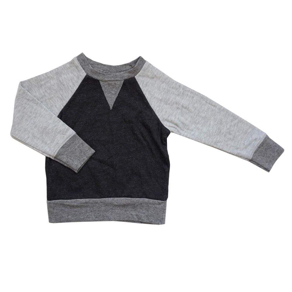 Little Dudes eclipse / 3m Iggy Pullover Eclipse