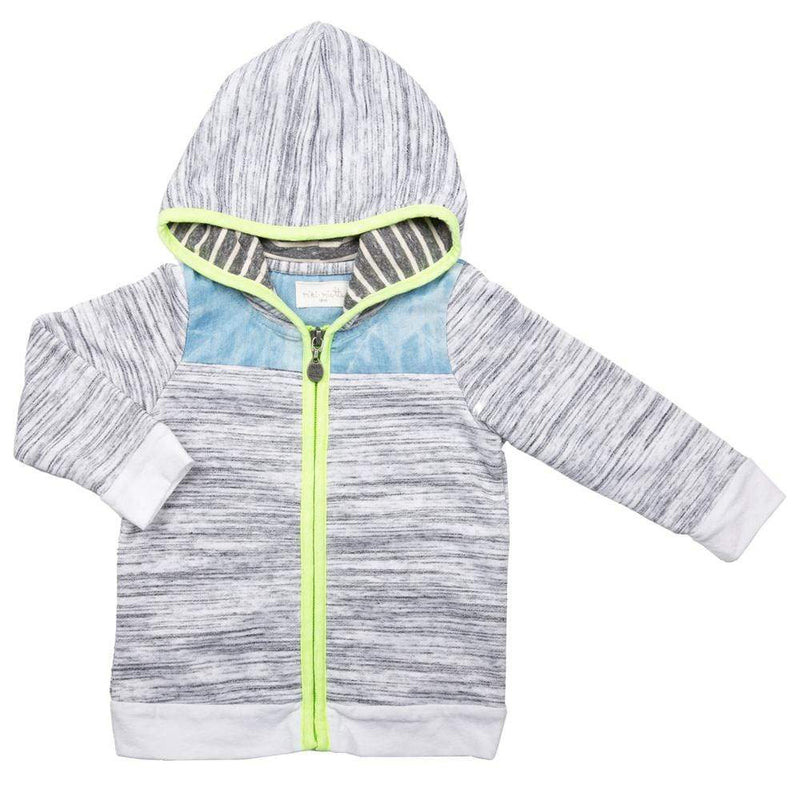 Finley Zip Up Wild Surf