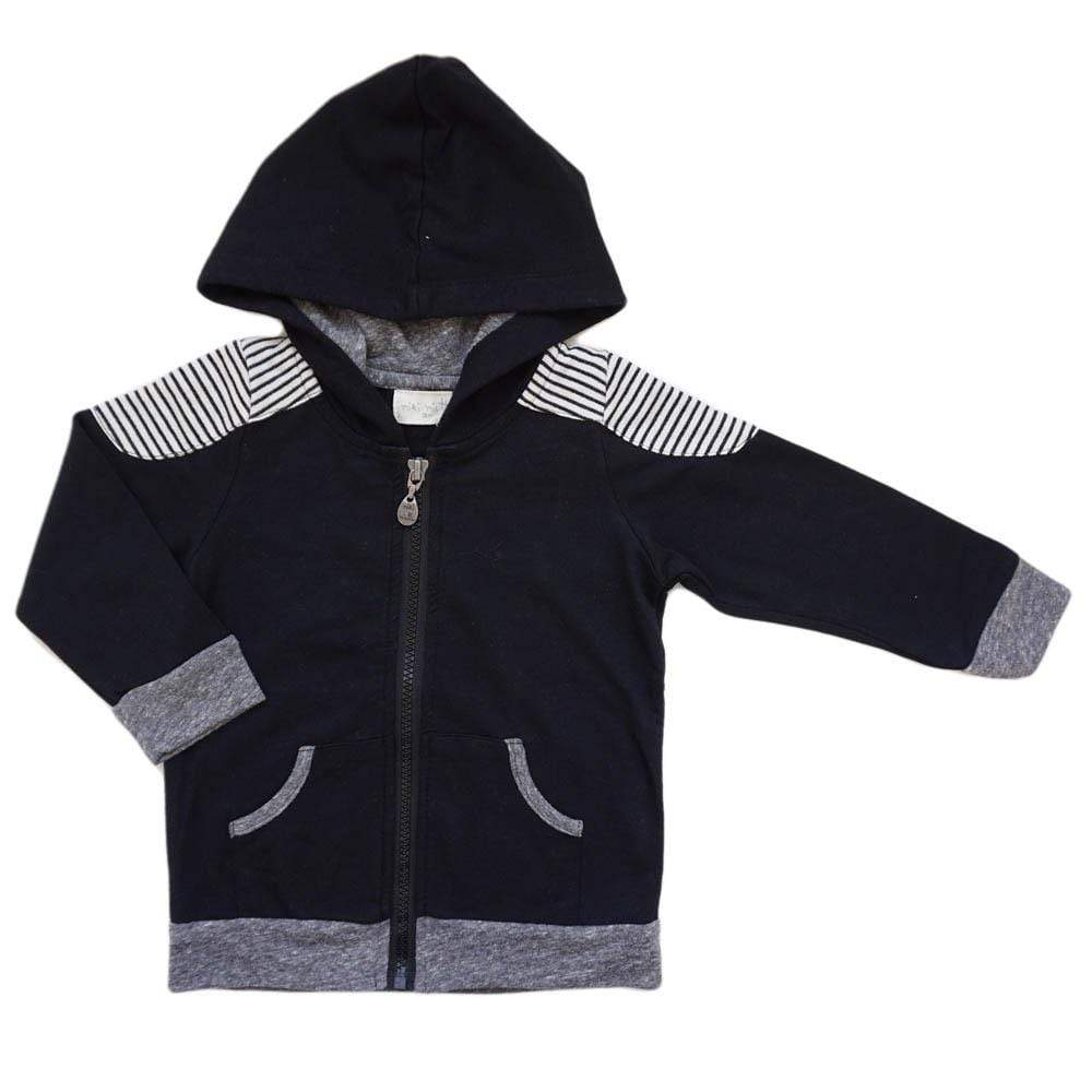 Little Dudes moto / 3m Travis Zip Up Hoodie Moto