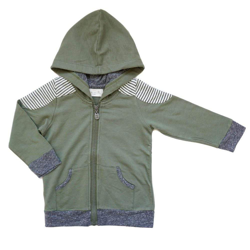 Little Dudes scout / 3m Travis Zip Up Hoodie Scout