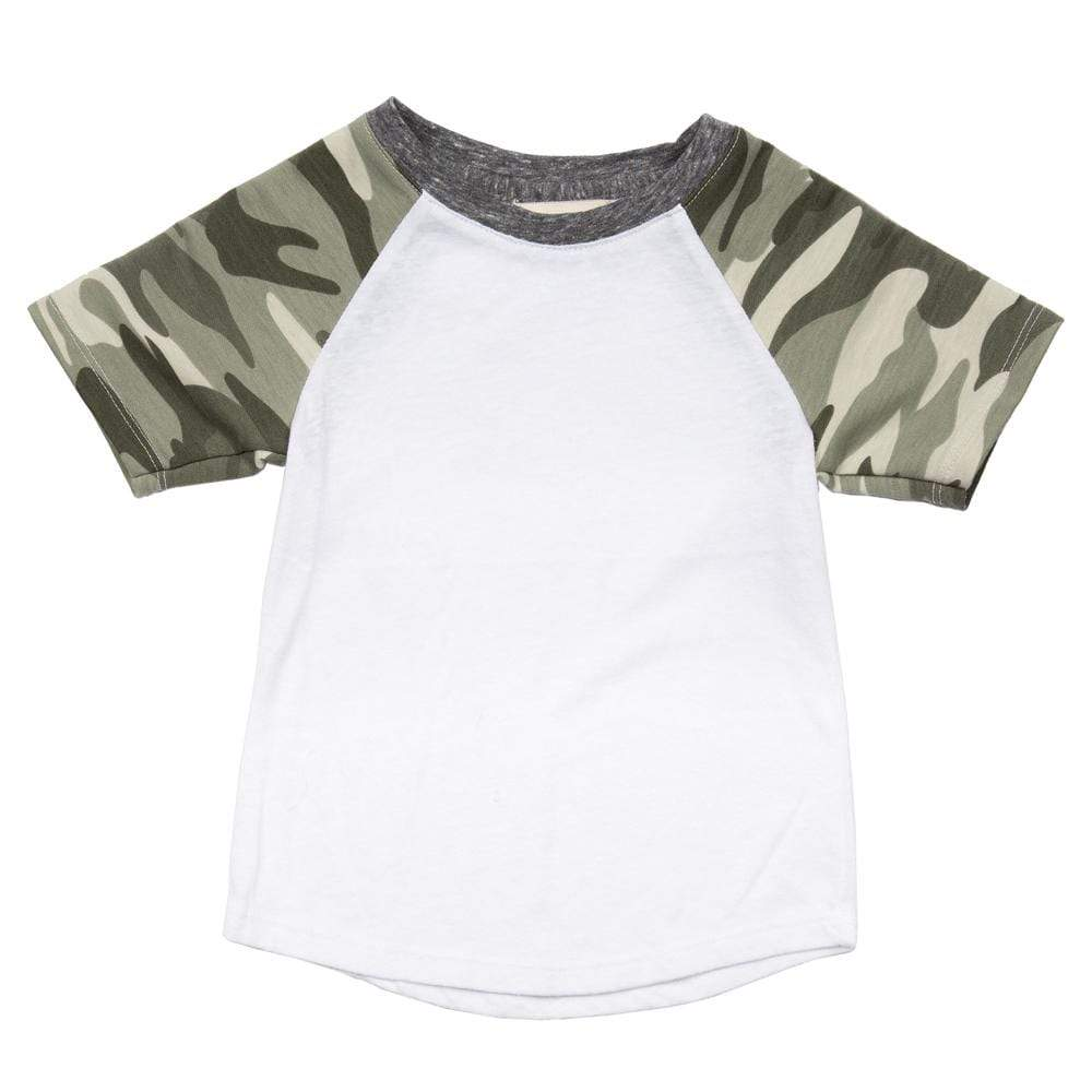 Little Dudes TOP GUN / 3m Erick Raglan Tee Top Gun
