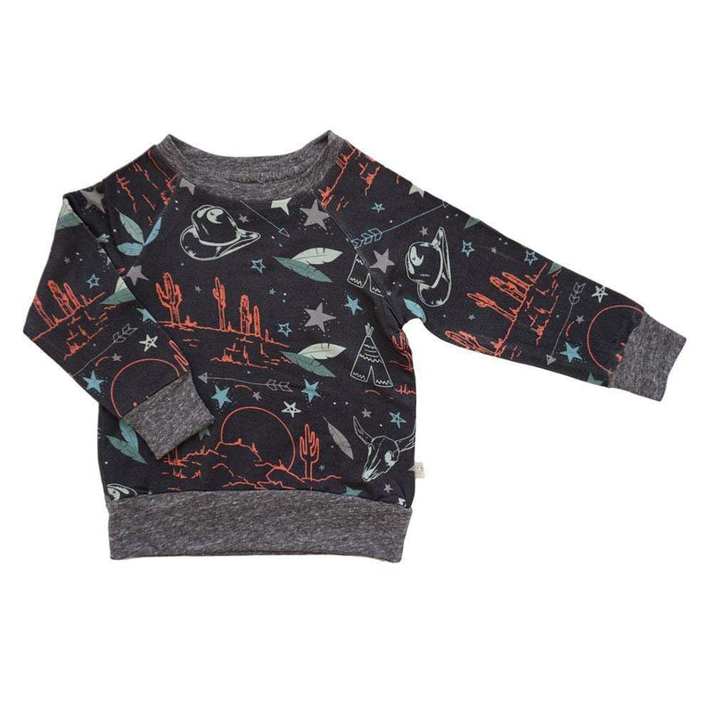 little dudes wild west / 12m Iggy Boys Pullover Wild West
