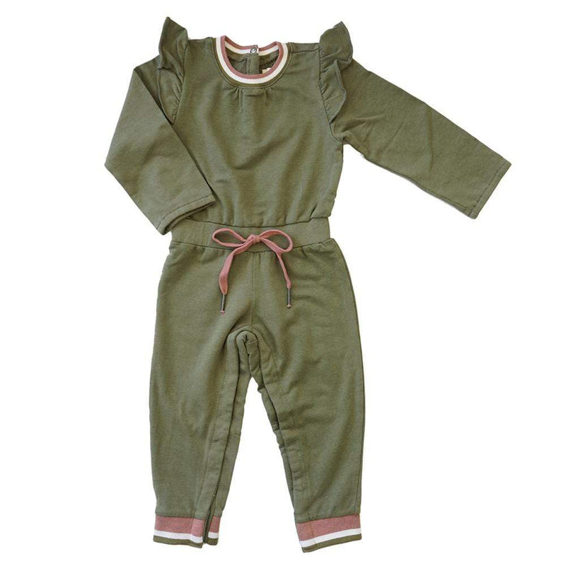 Little Gals Asha Jumpsuit Scout