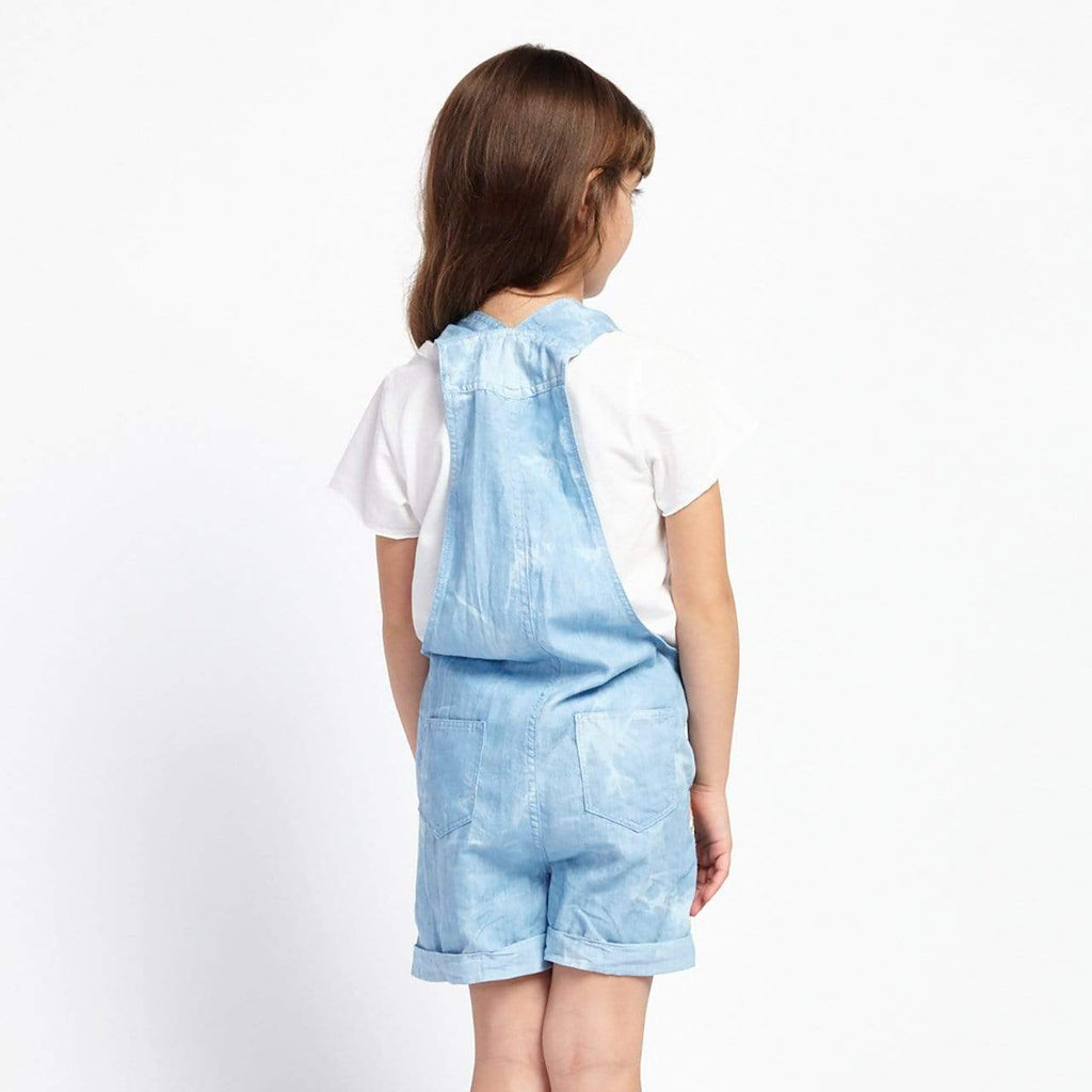 Little Gals Fanny Overalls Almost Famous