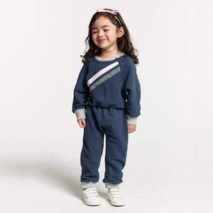 Little Gals Gia Jumpsuit Bayside High