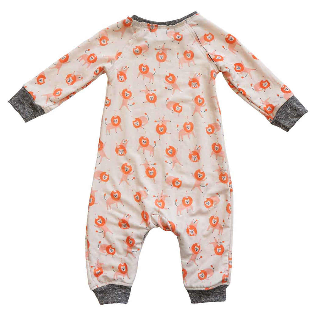 Henry Romper Party Lion